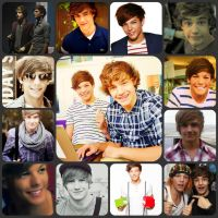 REQUEST:  liam payne and loui for :PATDPRINCESS: by convict123