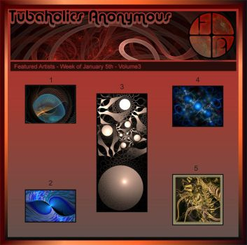 Jan 5th Features Volume 3 by Tubaholics-Anonymous