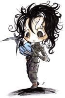 Edward Scissorhands by Haniel-Tochtli