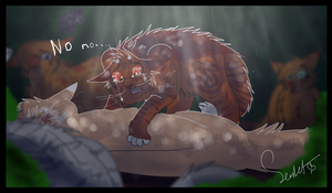 It Wasn't Her Time... (Warrior Cats) by WarriorCat3042