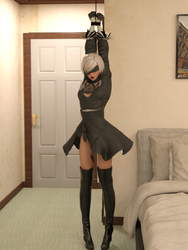 2B 2 by silenceyoursword