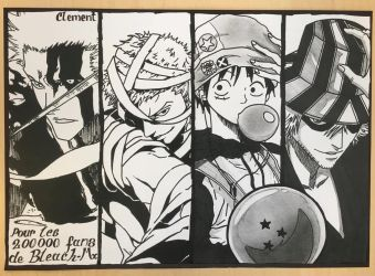 005 - Clement L. - Concours Bleach-Mx by Hahonryu