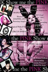 Show me the Pink Party July 22 by AntisepticFashion