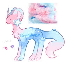 Cotton Candy Moon Jumper Myo Entry by OperaHouseGhost