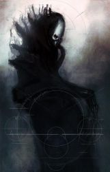 Glel speed painting by menton3
