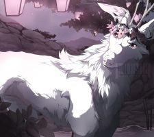 | the prince of flowers |+speedpaint by s-alvatore