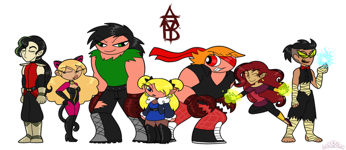 The Young Blood Alliance by PrincessCallyie