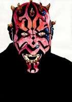 Darth Maul by EuchridEucrow
