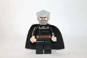 LEGO Count Dooku Portrait by robchange