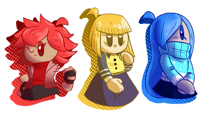 The 3 Sis by SGT-X