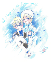 APH: From the frozen world by Aonabi