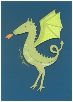 W is for Wyvern by renton1313
