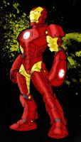 Iron Man by KidNotorious by LittleOrphanAwesome