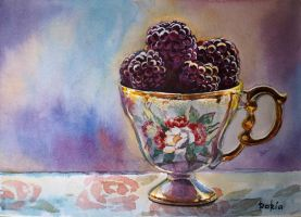 berry berry by DariaGALLERY