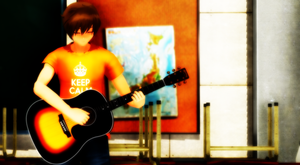 [MMD] First - Ryan [SUGOLOID] by 0Lyra