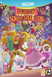 Super Smash Sisters by TheBourgyman