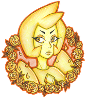 Yellow Diamond by sekaiichihappy