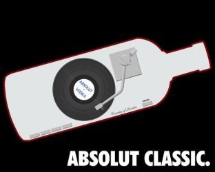 Absolut Classic by LordDavid04