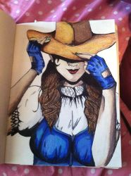 The Wicked Wild West by xXXxNightShadexXXx