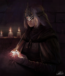 The Firekeeper by Youcefart