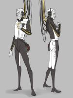 Male!DOS redesign by atropomorph