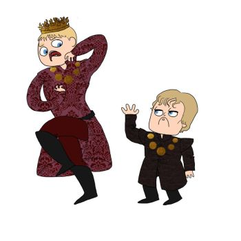 PLEASE NO UNCLE TYRION by WisdomsPearl
