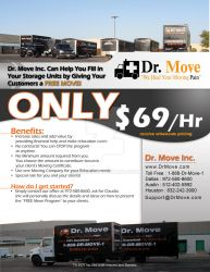 craiglist ad for Dr. Move by ishee