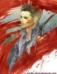 SPN: Mark of Cain by Atomic-Clover