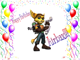 Happy Birthday to airbax!!! by MOTLEYLOMBAXCRUE666