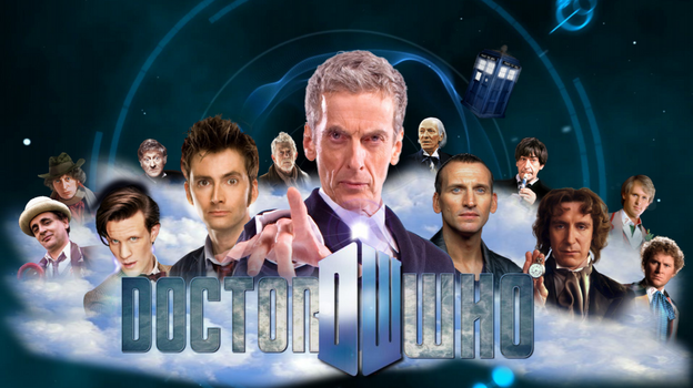 Doctor who poster by AnrgyGrandpa