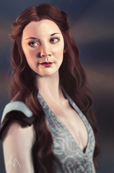 Margaery Tyrell by revois