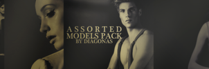 RESOURCES | assorted model pack by Diagonas