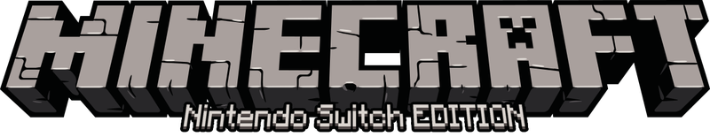 Minecraft Nintendo Switch Edition Logo by PeterisBeter