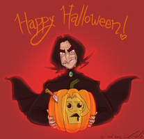Happy Halloween by gilll