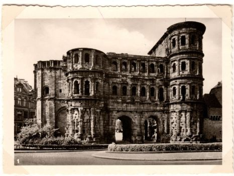 Trier old photo Stock 11 by Malleni-Stock