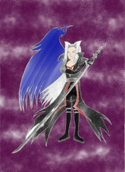 Sephiroth by myitachi