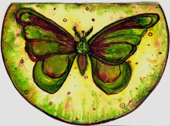 Green Butterfly by green-voica