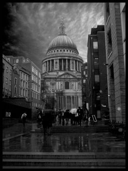 St Pauls by wedgewarrior