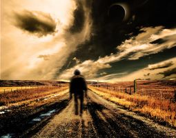 And The Road Becomes My Bride by HellCloister