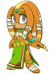 Boom!Tikal by AwesomeBlossomPossum