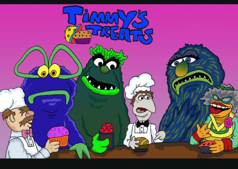 Timmy's Treats by Lordwormm