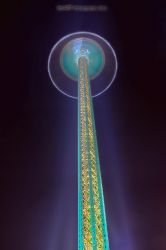 Prater Tower by LexartPhotos