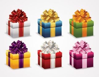 gift-boxes by Caterinna