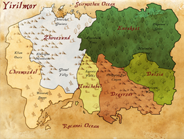Map of Yirilmor by Hawst-r