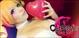 Catherine The Game CG Cosplay by plu-moon