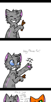 Jay feather's Stick (comic) by kittys4soda