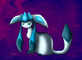 IT BE A GLACEON by AnarchicalMalkin