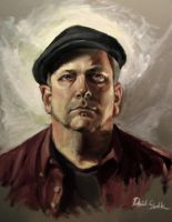 portrait of my father by Remnant1987