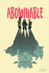 Abominable-Cover Page by MadJesters1