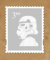 Imperial Stamps - 3rd Class by mattcantdraw